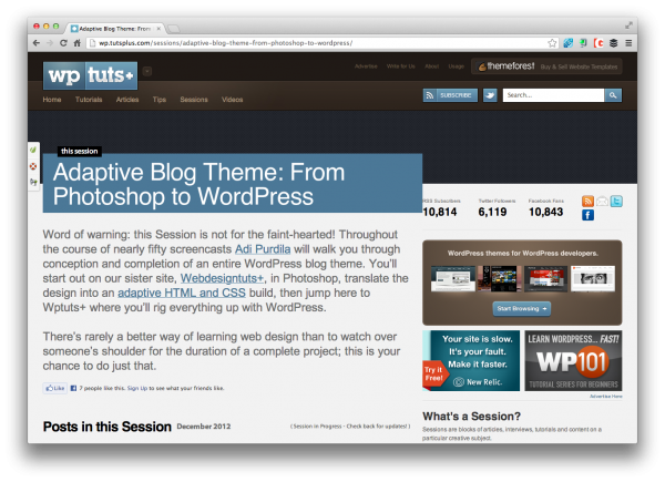 adaptive-blog-theme