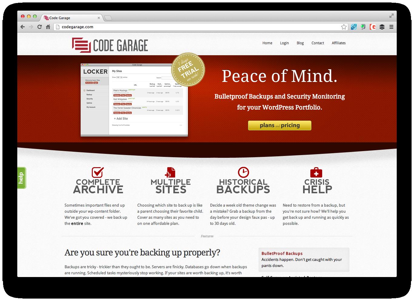 Vaultpress Acquires Code Garage Thetorquemag
