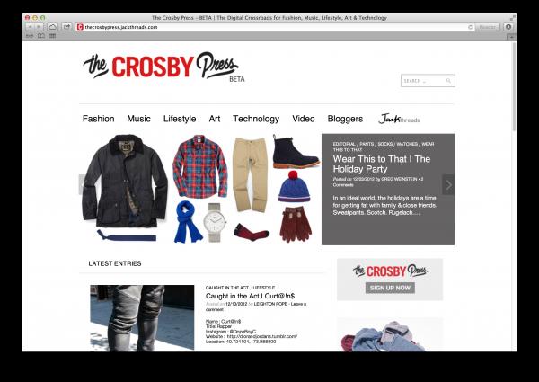 Crosby Press