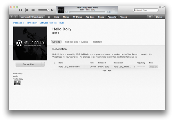 hello-dolly-podcast-itunes