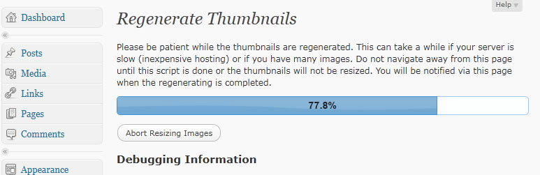 regenerate-thumbnails