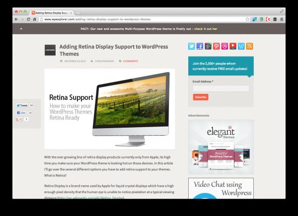 retina-support