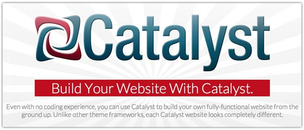 The Catalyst WordPress Framework