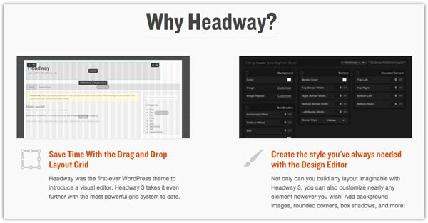 The Headway WordPress Framework