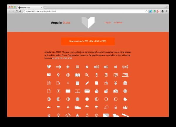 angular-icons
