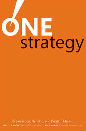 one-strategy