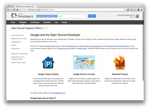google-open-source