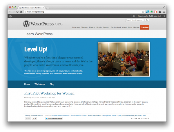 learn-homepage