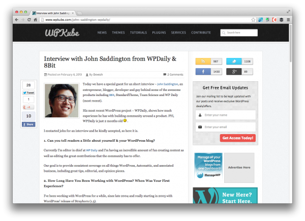 wpkube-interview-john-saddington