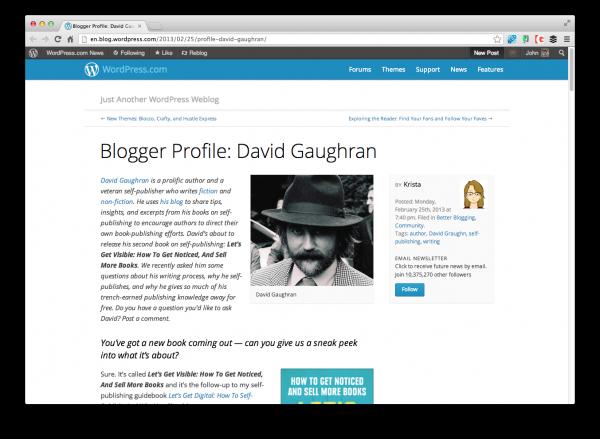 david-gaughran