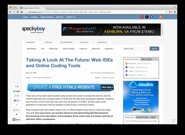 web-ides