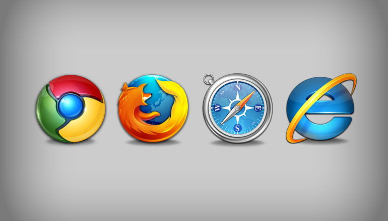 Major Browsers