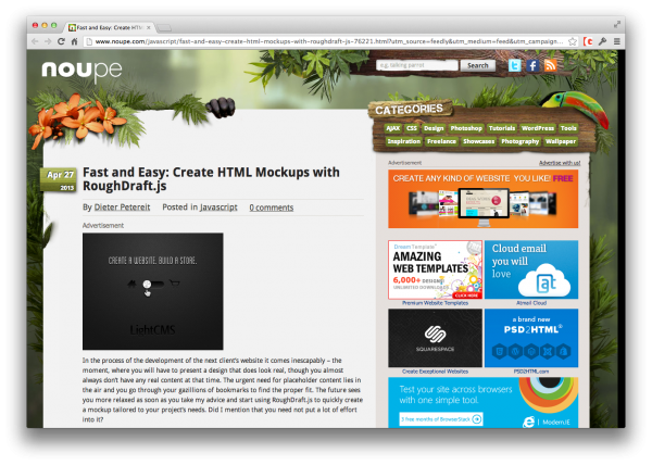 fast-easy-html-mockups