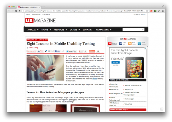mobile-usability