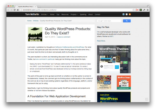 quality-wordpress-products