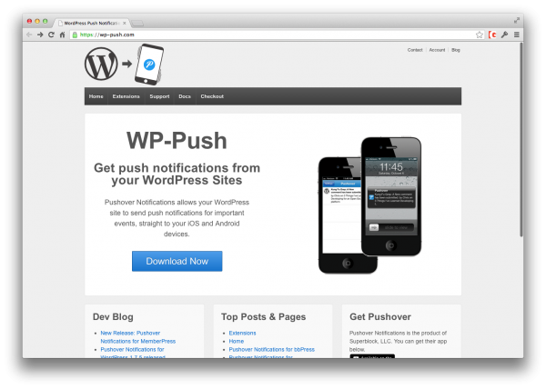 wp-push