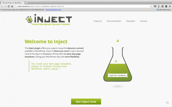 Inject Website