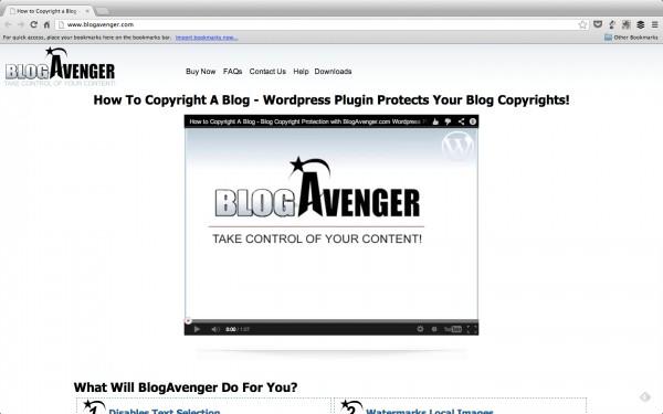 BlogAvenger