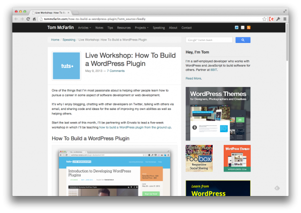 live-workshop
