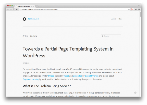 partial-page-templating-system