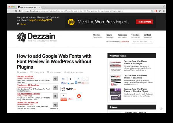 web-fonts