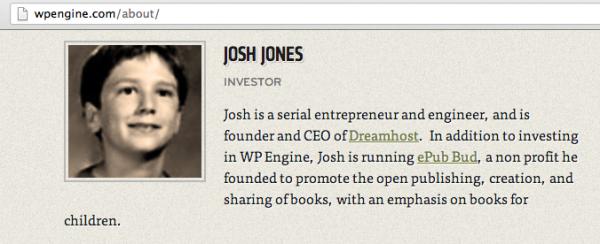 WP Engine Investor