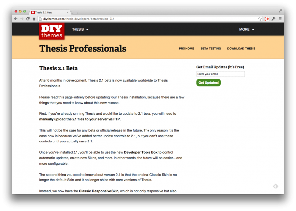 thesis 2.0 support forum Professional resume writing services online diythemes thesis support why do you want to be thesis 20, unlimited support diythemes thesis forum.