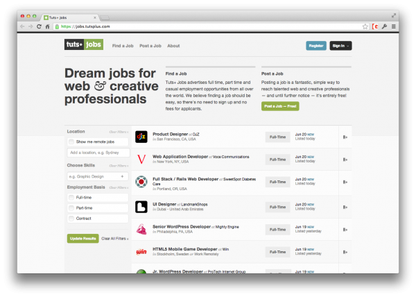 tutsplus-jobs