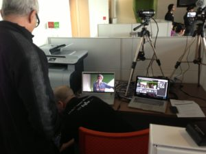 Video Setup, BuddyCamp Miami
