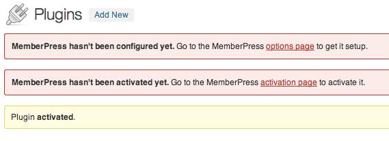 MemberPressActivated