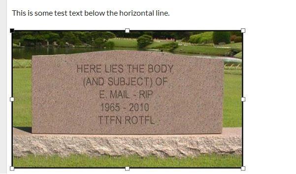 test text