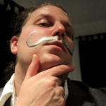 Mustache - Small