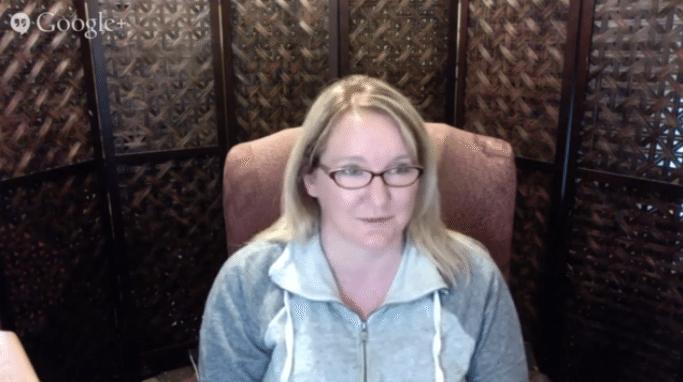 Lisa Sabin Wilson on the WP Think Tank Panel