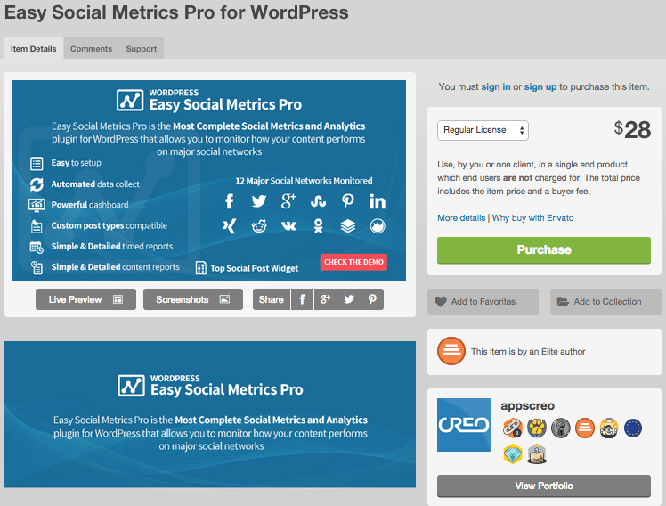 easy-social-metrics-pro-for-wordpress