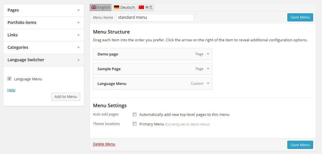 qtranslate download wordpress
