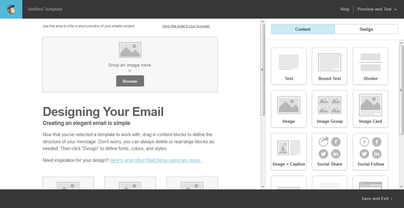 An Indepth Guide On How To Integrate Mailchimp Into WordPress - Custom mailchimp templates free