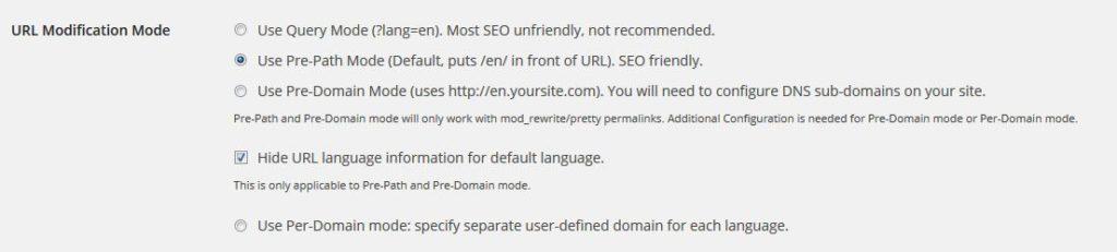 url-modification-settings