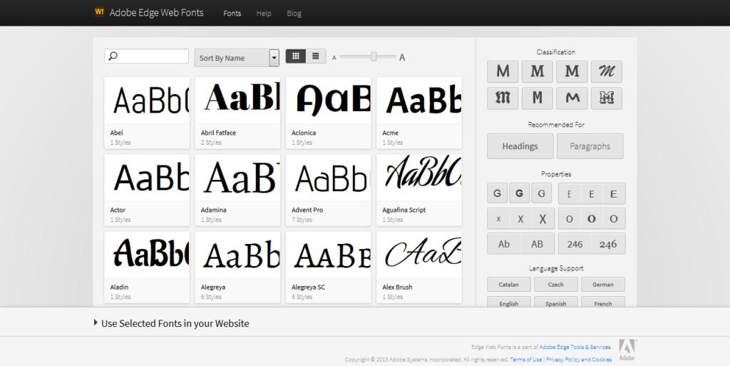 Adobe-Edge-Web-Fonts-start-page