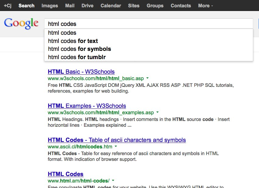 Super Handy HTML Cheat Sheet: Take 2 | @thetorquemag