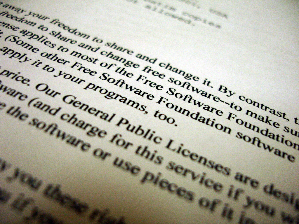 gnu public license By contrast, the gnu general public license is intended to guarantee your freedom to share and change free software -- to make sure the software is free for all its users this general public license applies to most of the free software foundation's software and to any other program whose authors commit to using it (some other free software.