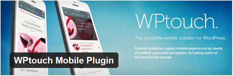 When it comes to mobile solutions for WordPress, WP Touch clearly tops the list with over six million downloads. The plugin replaces your site with an ...